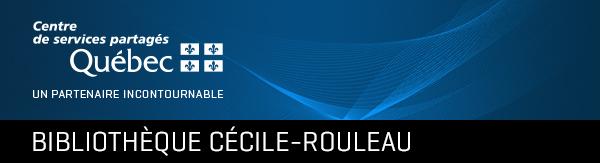 Bibliotheque Cécile-Rouleau - Mai 2019
